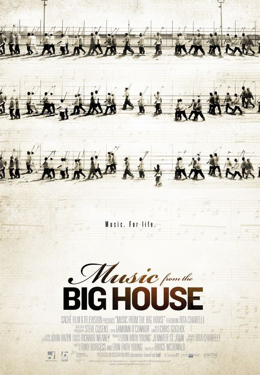 La locandina di Music from the Big House