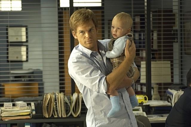 Michael C. Hall nell'episodio My Bad, premiere della stagione 5 di Dexter
