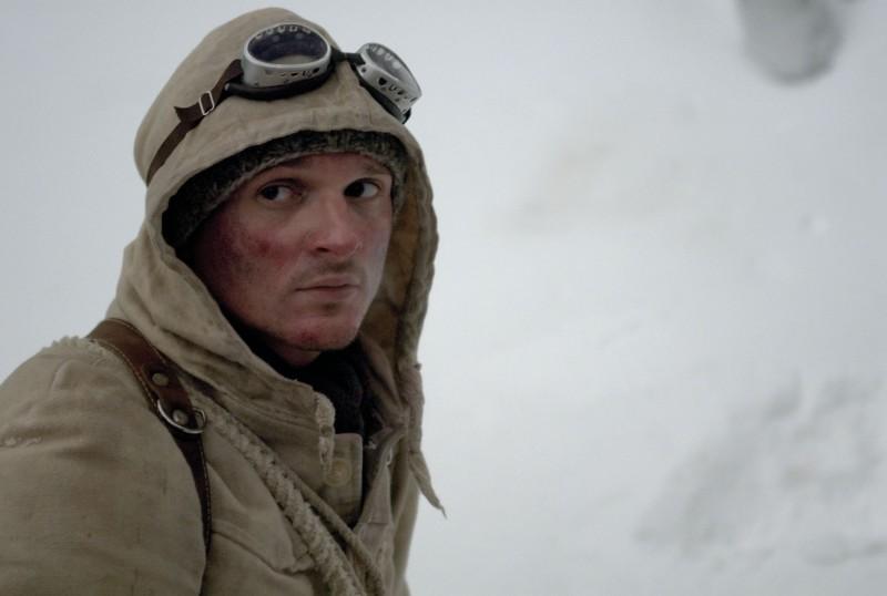 Florian Lukas in una scena del film North Face - Una storia vera
