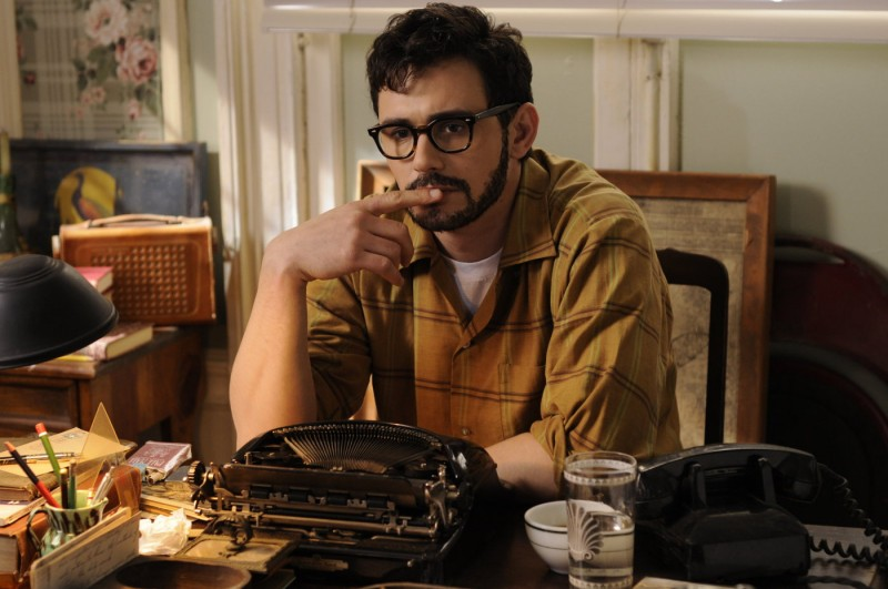 James Franco, protagonista del film Howl