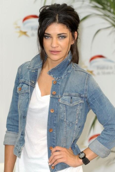 Jessica Szohr di Gossip Girl al Television Festival di Montecarlo