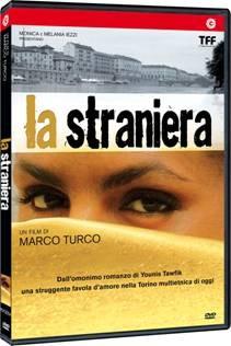 La copertina di La straniera (dvd)