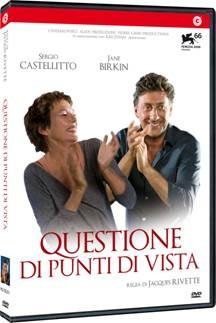 La copertina di Questione di punti di vista (dvd)