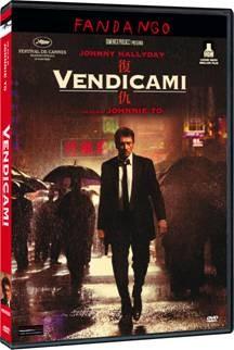 La copertina di Vendicami (dvd)
