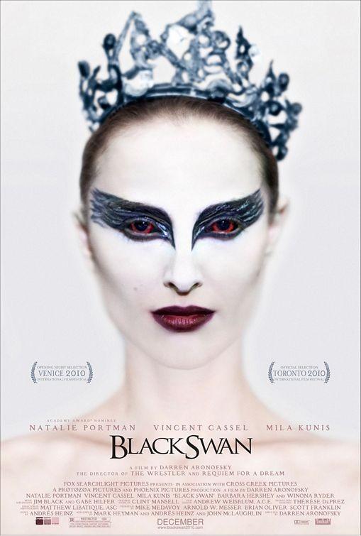 La locandina di Black Swan