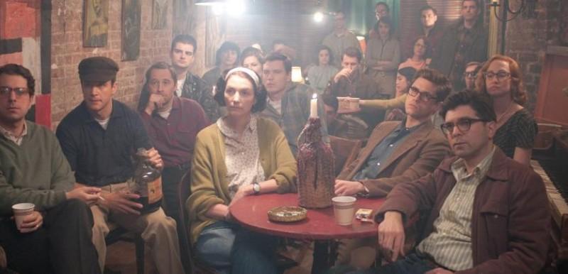 Una scena collettiva del film Howl
