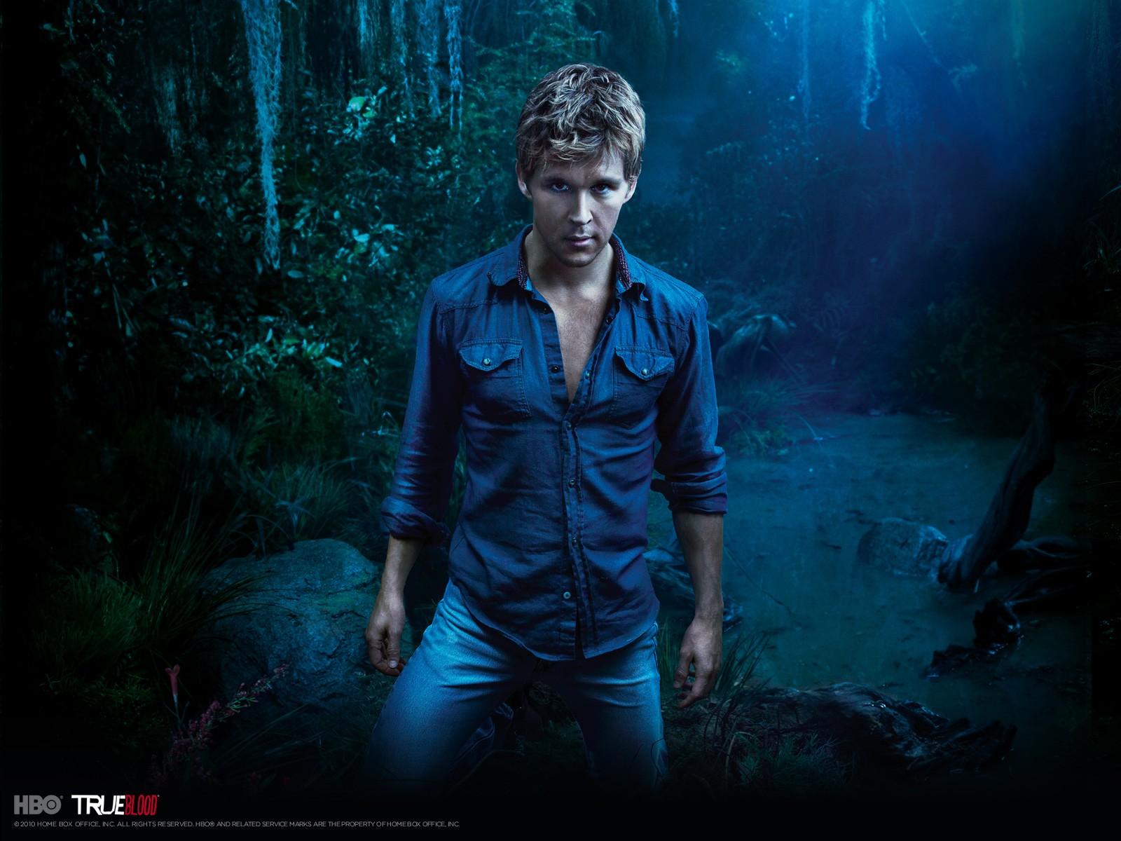 Wallpeper: Ryan Kwanten per la stagione 3 di True Blood