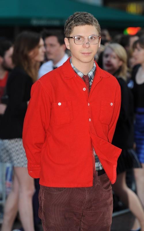 Michael Cera alla premiere londinese di Scott Pilgrim vs. the World, il 18 Agosto 2010