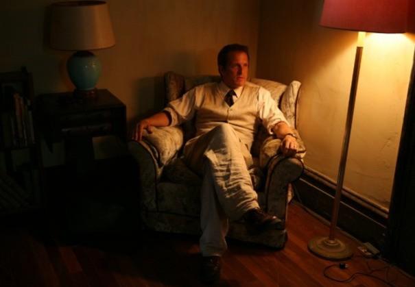 Patrick Fabian nell'horror The Last Exorcism