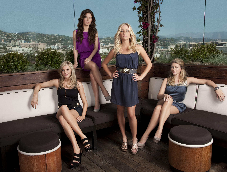 Wallpaper: immagine promo per la final season di The Hills