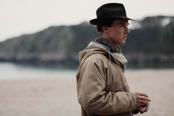 Benedict Cumberbatch in un'immagine del film Third Star