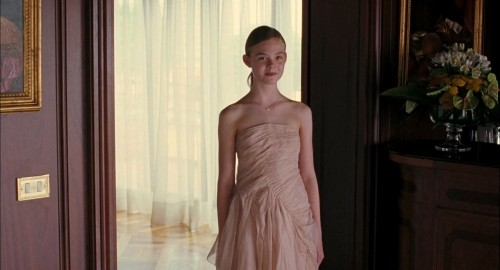 Elle Fanning in un'immagine del film Somewhere
