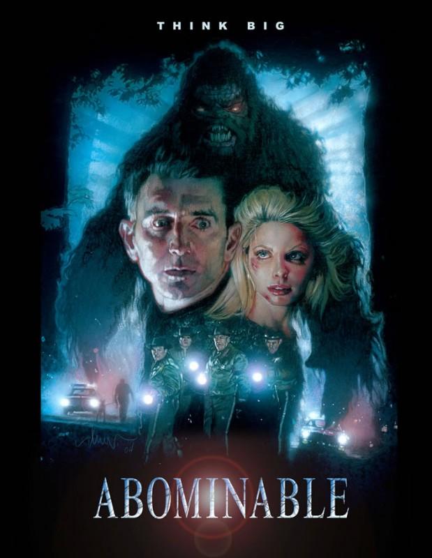 La locandina di Abominable