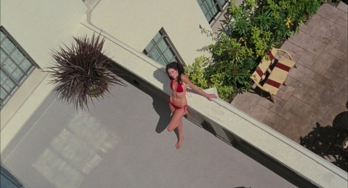 Michelle Monaghan nel film Somewhere