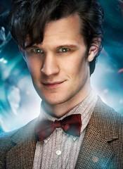 Matt Smith nei panni del Doctor Who