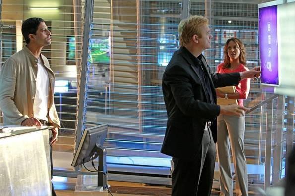 Adam Rodriguez, David Caruso ed Eva La Rue nella premiere della stagione 9 di CSI Miami