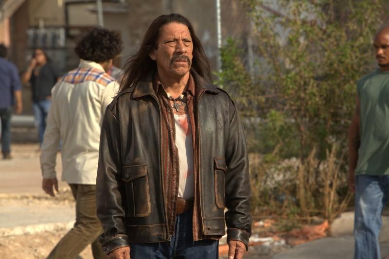 Danny Trejo nel film Machete