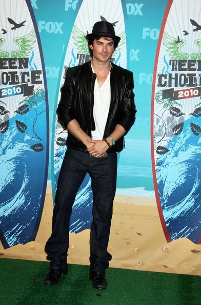 Ian Somerhalder ai teen Choice awards 2010