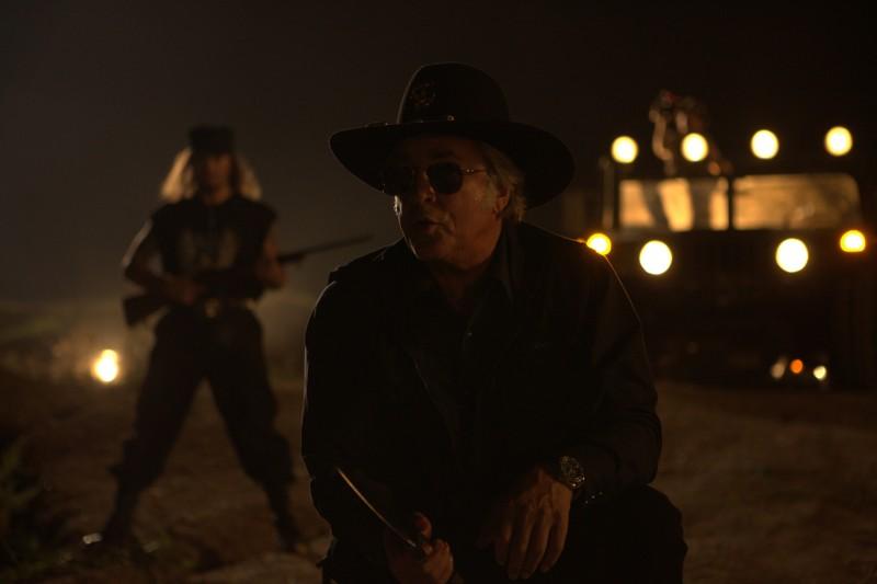 Jeff Fahey nel film Machete