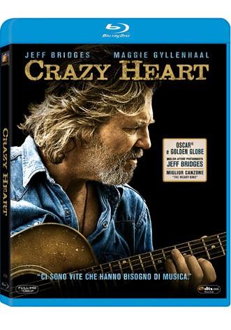 La copertina di Crazy Heart (blu-ray)