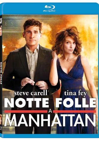 La copertina di Notte folle a Manhattan (blu-ray)