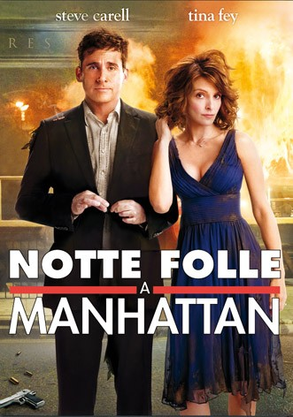 La copertina di Notte folle a Manhattan (dvd)