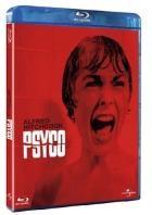 La copertina di Psycho (blu-ray)