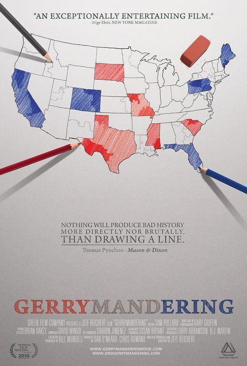 La locandina di Gerrymandering