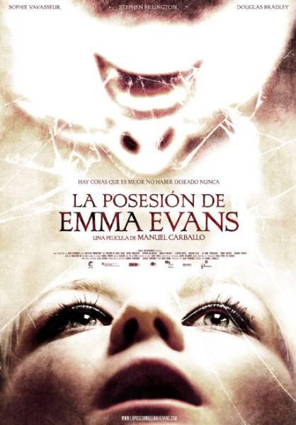 Locandina per il film La posesión de Emma Evans