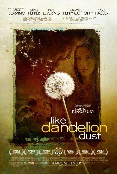Nuovo poster per Like Dandelion Dust
