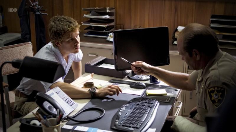 Ryan Kwanten in una scena dell'episodio Everything Is Broken di True Blood