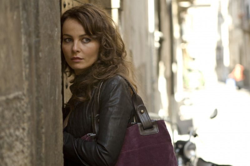 Violante Placido nel film The American