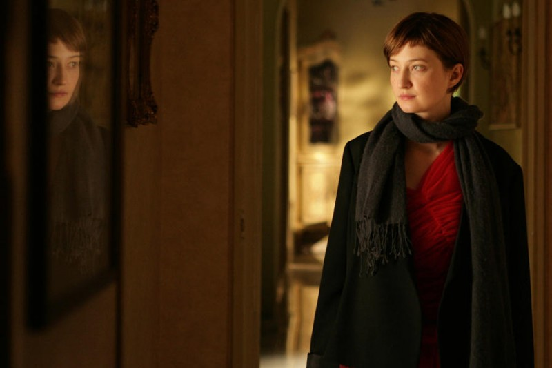 Alba Rohrwacher in un'immagine del film La solitudine dei numeri primi