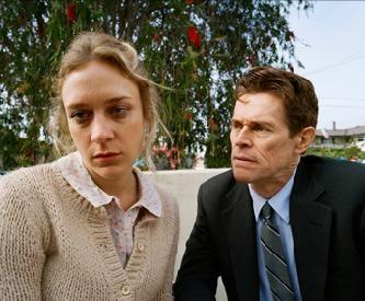 Chloë Sevigny e Willem Dafoe in una scena del film My Son, My Son What Have Ye Done