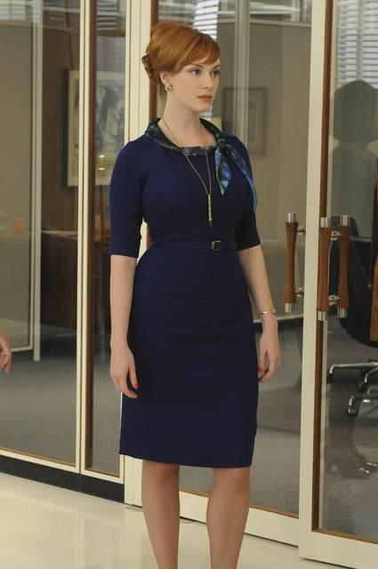 Christina Hendricks nell'episodio The Rejected di Mad Men