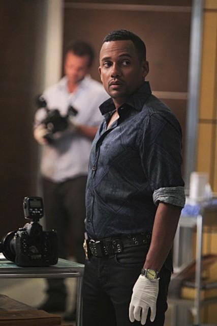 Hill Harper nell'episodio The 34th Floor di CSI: New York
