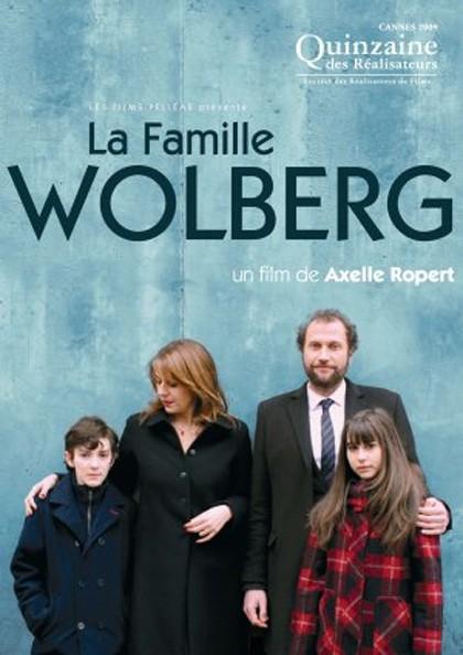 La locandina di La famille Wolberg