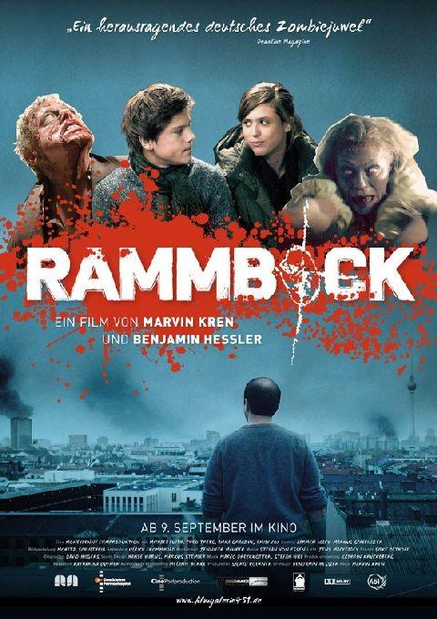 La locandina di Rammbock