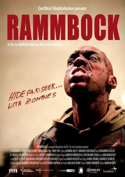 La locandina internazionale di Rammbock