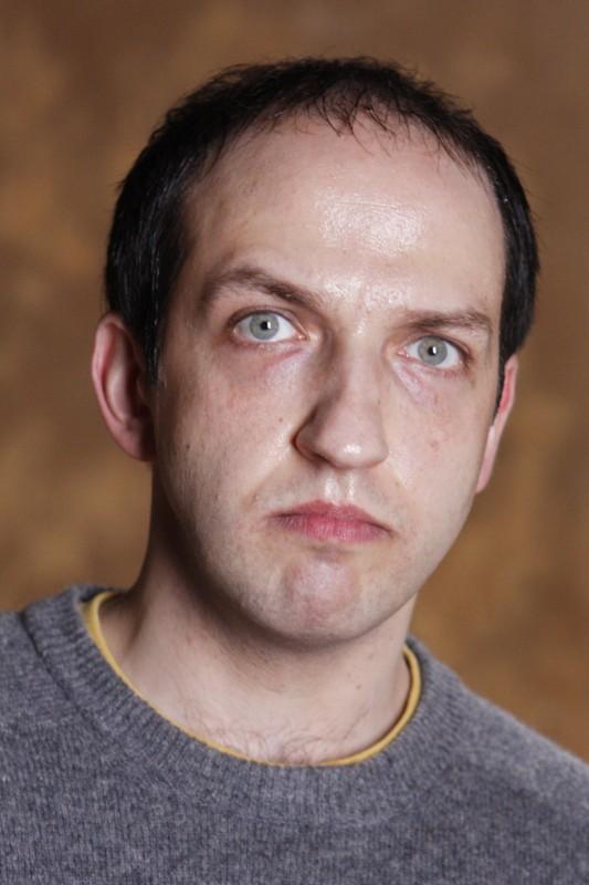 Michael Fuith alias Michael nel film Rammbock