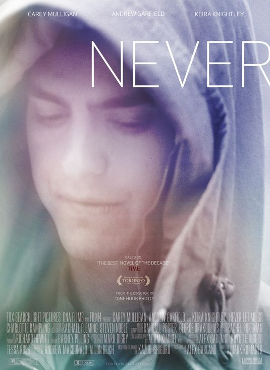 Character Poster per Never Let Me Go - Andrew Garfield