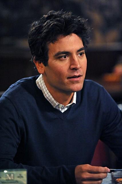 Josh Radnor nell'episodio Big Days, premiere della stagione 6 di How I Met Your Mother