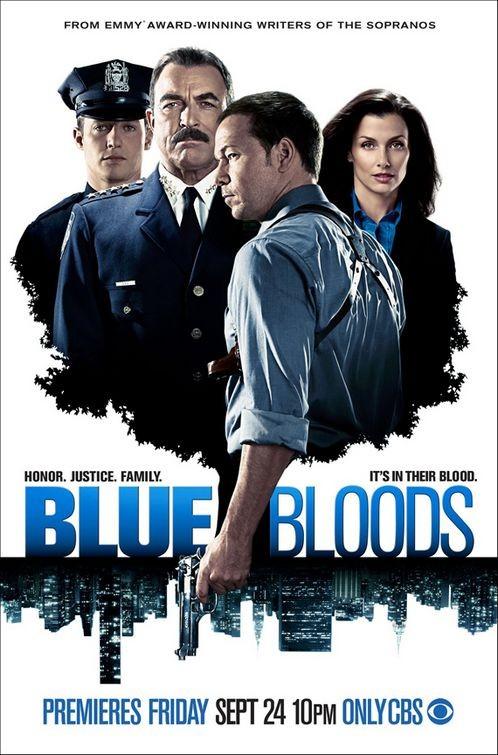 La locandina di Blue Bloods