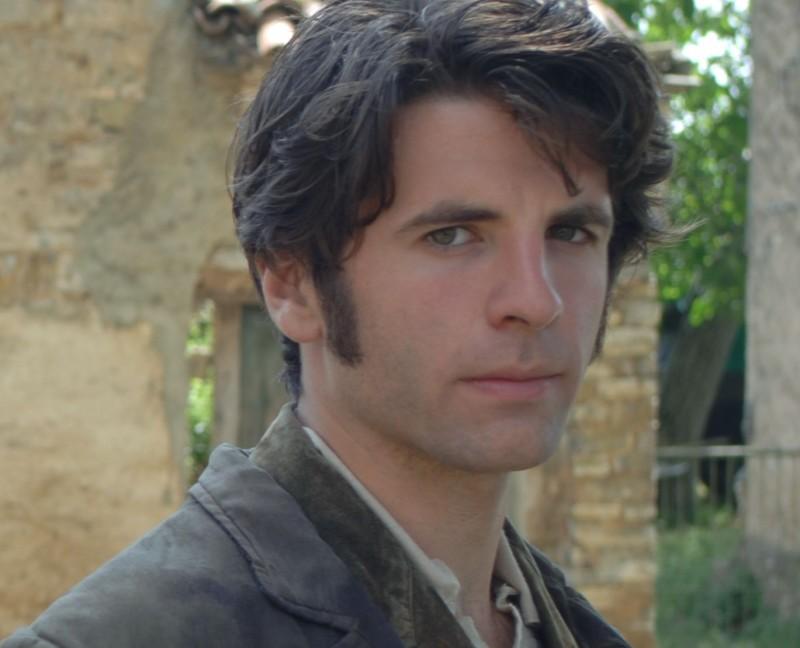 Luigi Pisani è il giovane Salvatore in Noi credevamo di Mario Martone