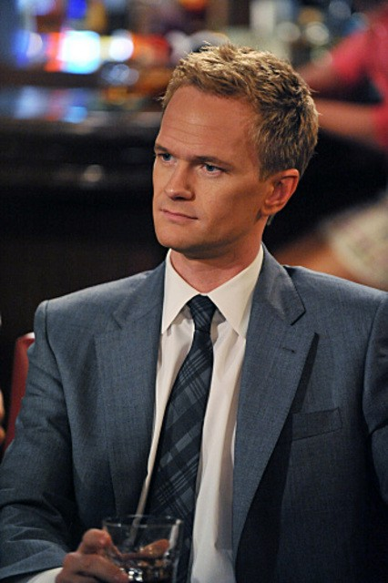 Neil Patrick Harris nell'episodio Big Days di How I Met Your Mother