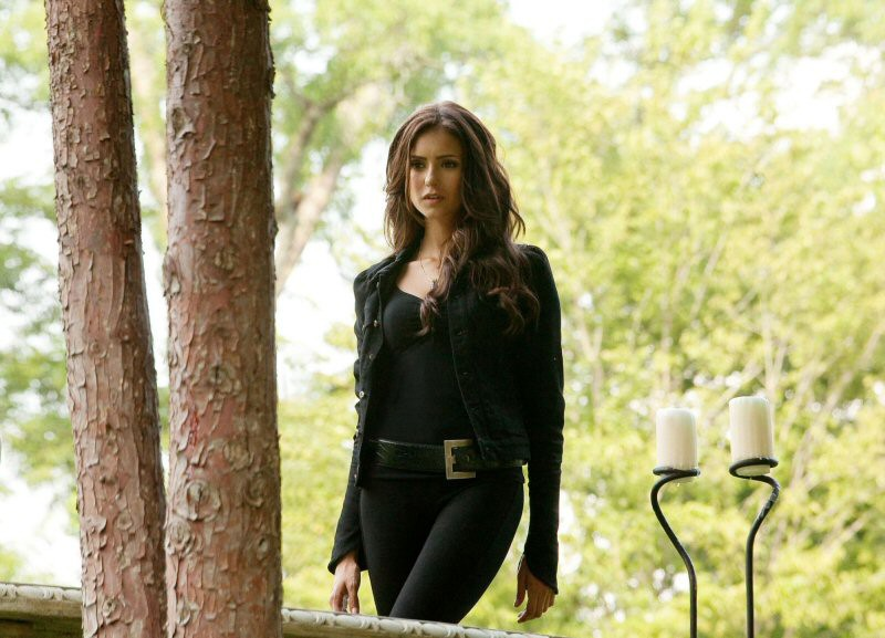Nina Dobrev nell'episodio The Return di Vampire Diaries