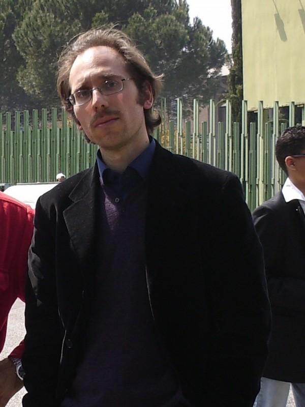 Una foto di Marco De Angelis