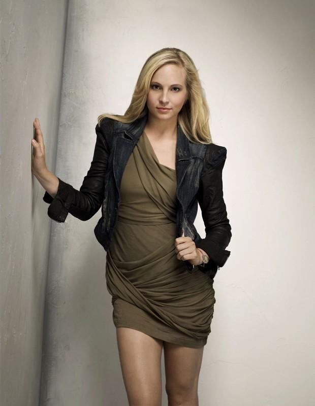 Candice Accola in una foto promozionale per la stagione 2 di The Vampire Diaries