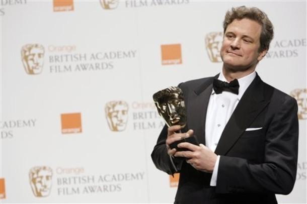 Colin Firth premiato ai BAFTA come miglior attore per il film A Single Man