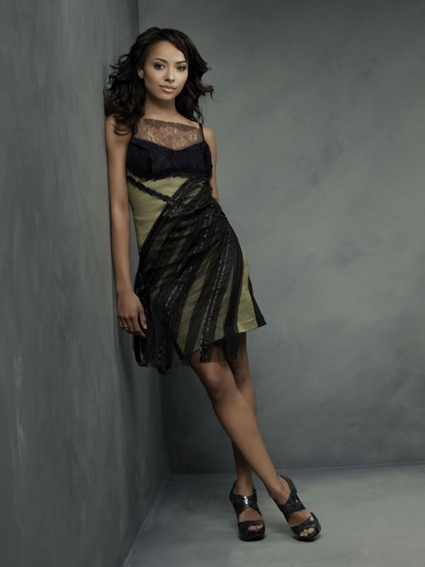 Katerina Graham in una foto promozionale per la 2 stagione di The Vampire Diaries